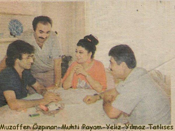 M.Ozpinar/M.Payam/Yeliz/Y.Tatlises