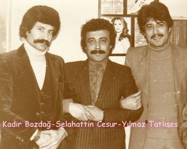 K.Bozdag/S.Cesur/Y.Tatlises